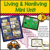 Living & Nonliving Mini Unit