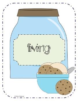 Living & Nonliving Sort