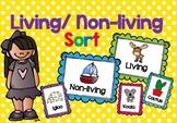 Living Nonliving Sort