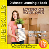 Independent Living LIFE SKILLS - LIVING ON YOUR OWN: Cooking, Grooming, Safety