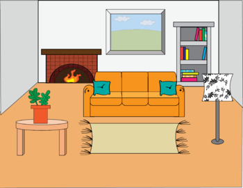 living room clipart by taco bout it speech fun tpt living room clipart