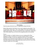 Living Stations of the Cross Script