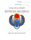 Living Statue Museum: Egyptian Gods and Goddesses