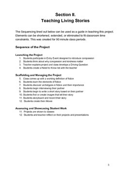Living Stories- PBL Fiction