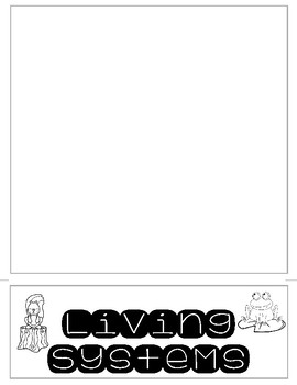 Living Systems Flip Book-Seasons, Habitats, Camouflage, Hibernation, Migration