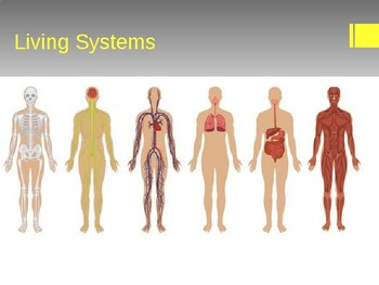 Living Systems Presentation - Grades 7-9