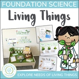 Australian Curriculum - Living Things – Animals, Plants an