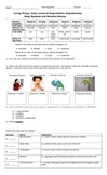 Living Things, Cells, Levels of Organization, Reproduction