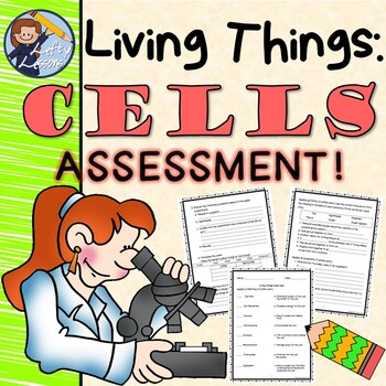 Living Things: Cells Test