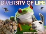 Living Things:  Diversity and Chemistry of Life Unit POWERPOINT