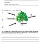 Living Things (Organisms) Unit Calendar Plan, SWBATs, Assessments, Vocab
