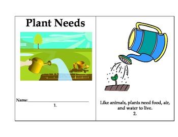 Living Things: Plants