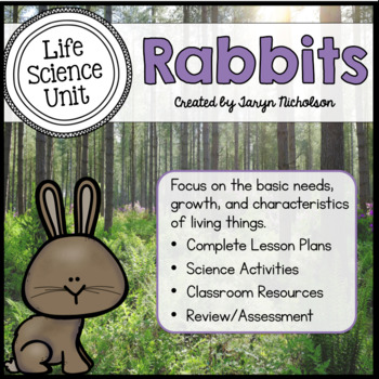 Living Things: Rabbit Study