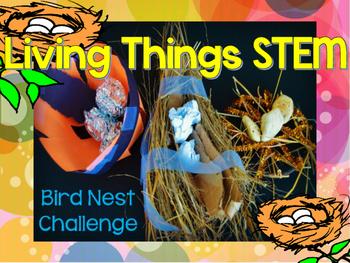 Living Things STEM