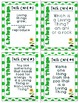 Living Things Task Cards
