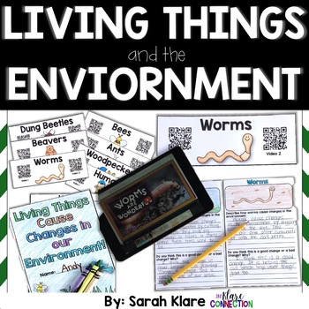 Living Things and the Environment! {A Science Unit}