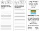Living Through a Natural Disaster Trifolds - ReadyGen 3rd Grade Unit 3 Module B