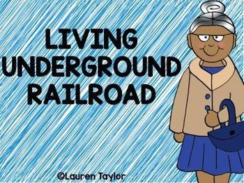 Living Underground Railroad