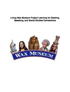 Living Wax Museum