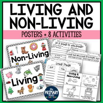 Living and Non-Living Activities