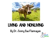 Living and Non-Living Book