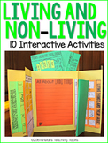 Living and Non-Living Interactive Activities