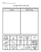 Living and Non-Living Sort and Practice Pages