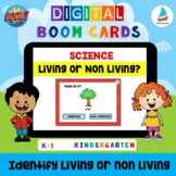 Living and Non Living Things | Kindergarten K-1 Elementary