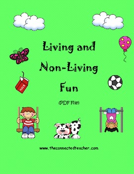 Living and Non-Living Things (PDF)