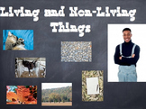 Living and Non-Living Things Powerpoint Presentation Lesson