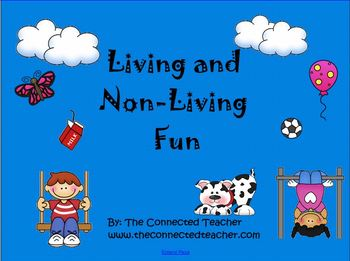 Living and Non-Living Things  (SMART)