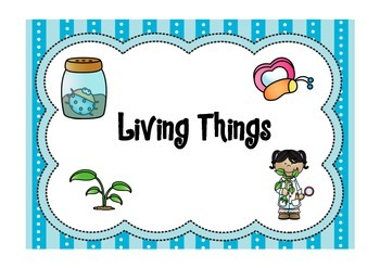 Living and Non-Living: What's Alive?