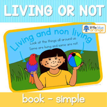 Living and Non Living book (simplified version)