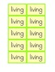 Living and Non-living Things:Common Core Science 7.2