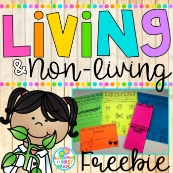 Living and NonLiving {FREEBIE}
