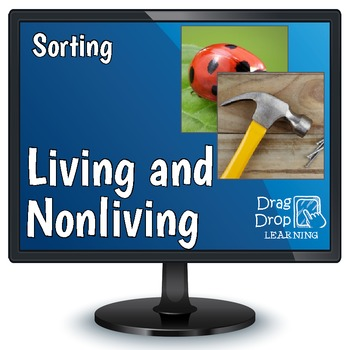 Smartboard Living and Nonliving Things