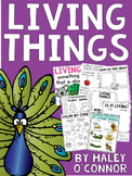 Living and Nonliving Sorts, Activities, and Printables