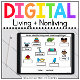 Living and Nonliving Digital Basics for Special Ed | Dista