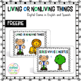 Living and Nonliving Digital Game *FOREVER FREEBIE*