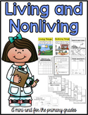 Living and Nonliving Mini-Unit