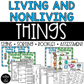 Living and Nonliving Sorting