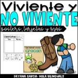 Living and Nonliving - SPANISH