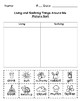 Living and Nonliving Things: Word and Picture Sorts