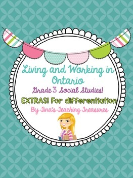 Living and Working in Ontario Extras! FREE Resources for D