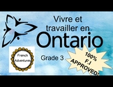 Living and Working in Ontario FRENCH!