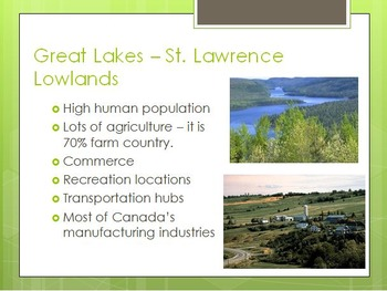 Living and Working in Ontario Part 2 - Grade 3 Social Studies Powerpoint & More