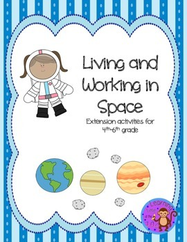Living and Working in Space 4-6