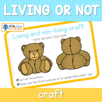 Living and non living  craft