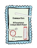 Living in Math Project - Common Core