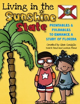 Living in the Sunshine State Activity Pack
